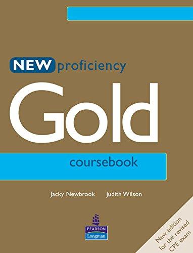 New Proficiency Gold.    Podręcznik