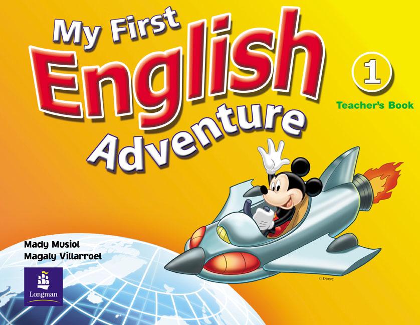 My First English Adventure 1.   Książka Nauczyciela