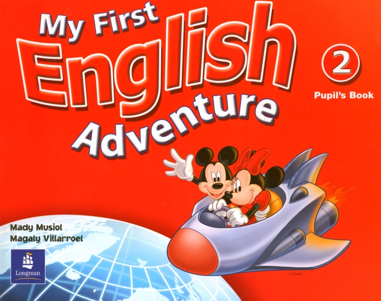 My First English Adventure 2.   Podręcznik + DVD