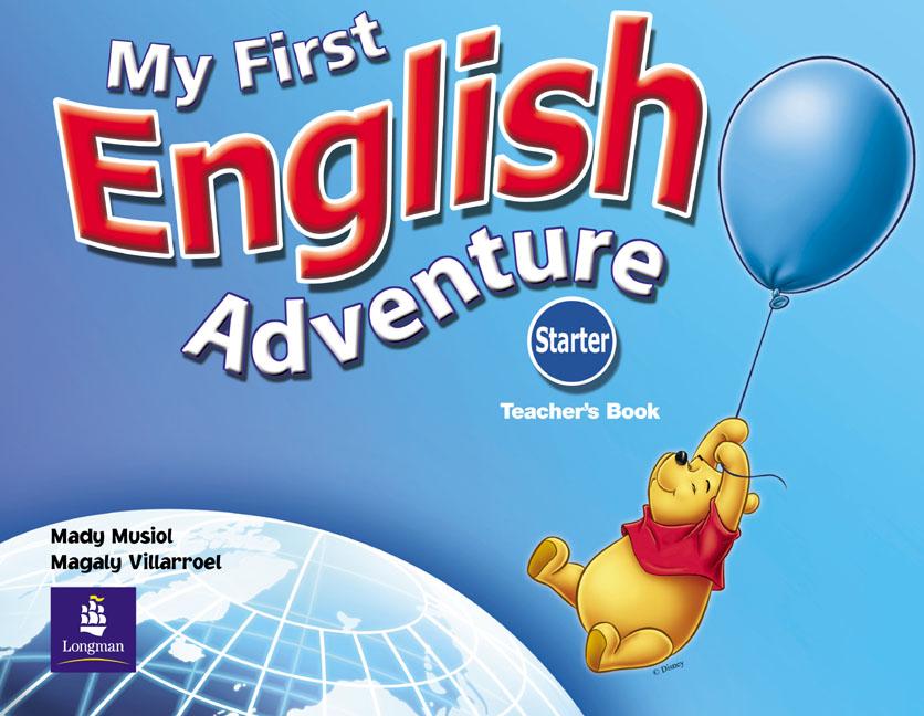 My First English Adventure Starter.    Książka Nauczyciela