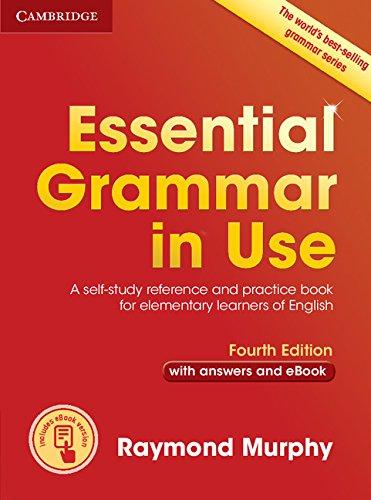 Essential Grammar in Use 4 Edition. Podręcznik z Kluczem + Interactive eBook
