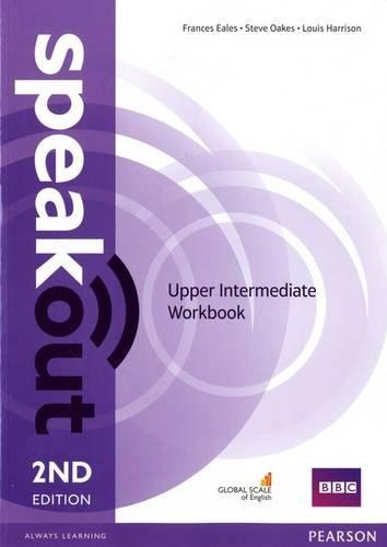 Speakout 2Ed Upper-Intermediate. Ćwiczenia bez Klucza