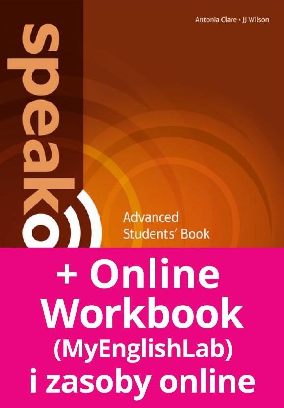 Speakout 2Ed Advanced. Podręcznik + DVD-ROM + MyEnglishLab