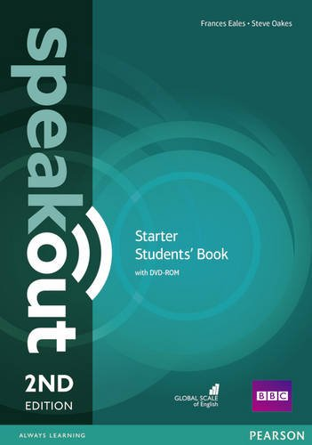 Speakout 2ND Edition. Starter. Students' Book + Active Book + DVD-ROM