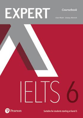 Expert IELTS Band 6. Podręcznik + Audio Online