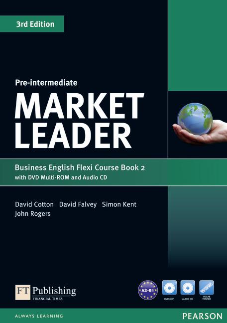 Market Leader 3ed Pre-Intermediate. Flexi Course Book 2