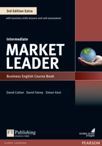 Market Leader 3Ed Extra Intermediate. Podręcznik + DVD-ROM