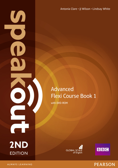 Speakout 2ed Advanced. Flexi Course Book 1 + DVD