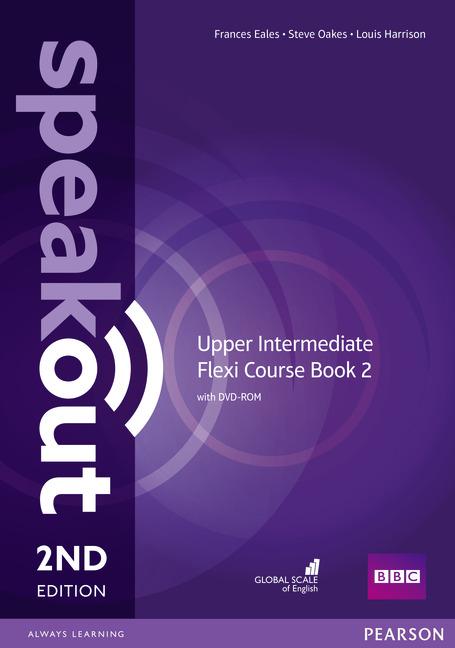 Speakout 2Ed Upper-Intermediate. Flexi Course Book 2 + DVD