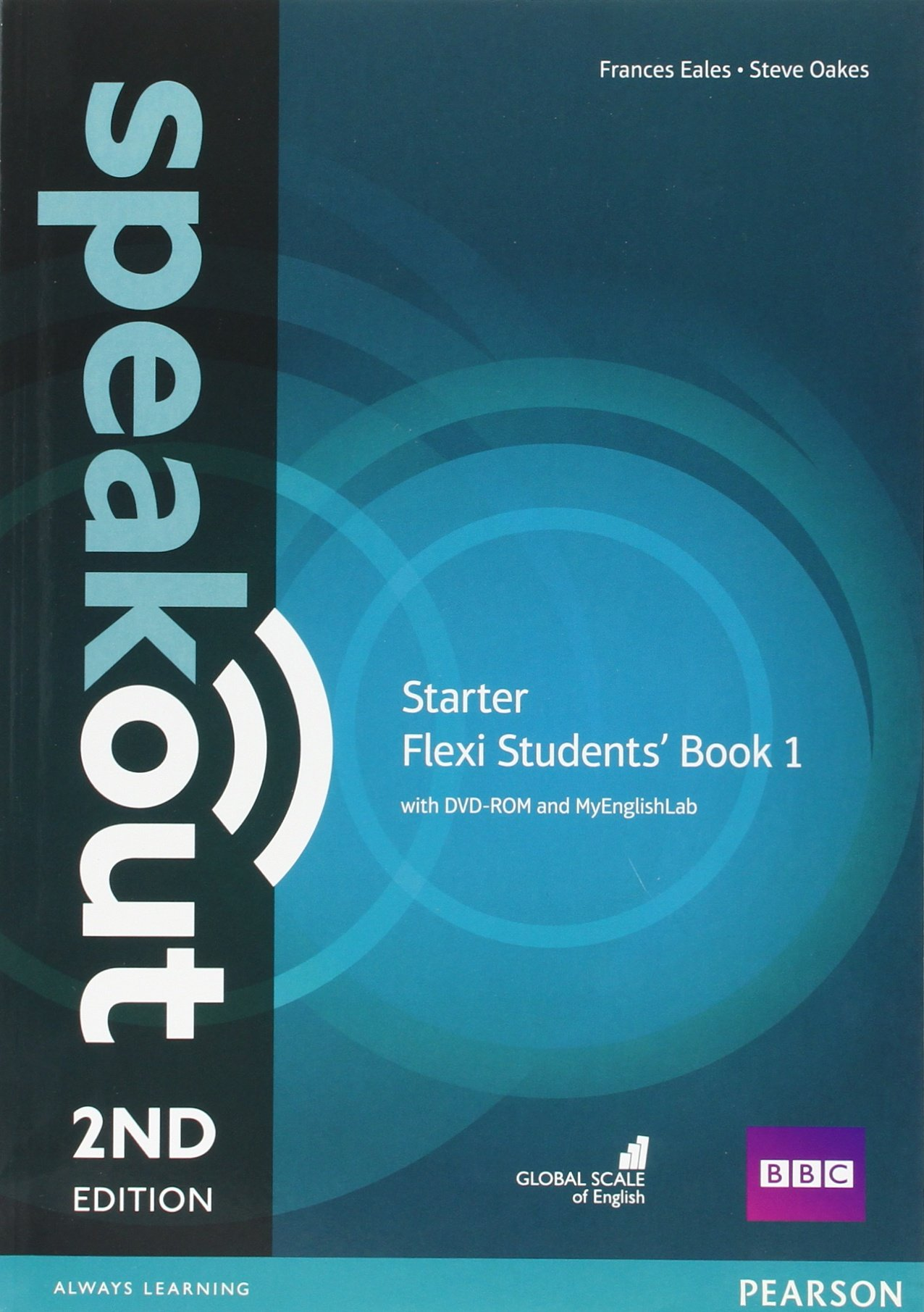 Speakout 2ed Starter Flexi 1 Students' Book 1 with DVD-ROM and MyEnglishLab