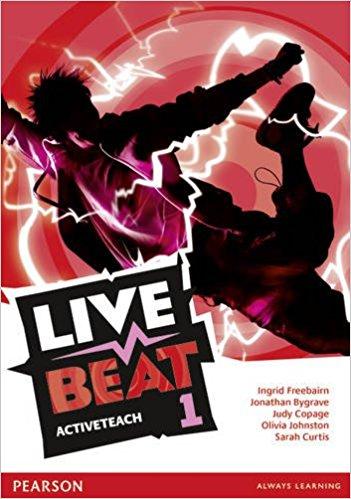 Live Beat GL 1. Oprogramowanie Tablicy Interaktywnej. Wersja Dla Szkół Językowych