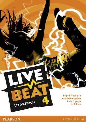 Live Beat GL 4 Active Teach IWB