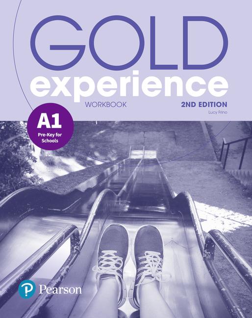 Gold Experience 2nd Edition A1. Ćwiczenia