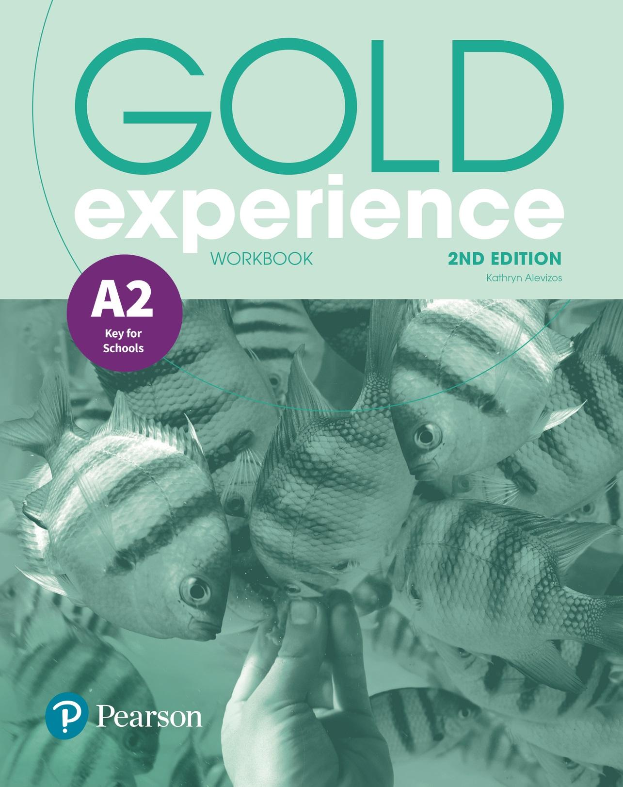 Gold Experience 2nd Edition A2. Ćwiczenia