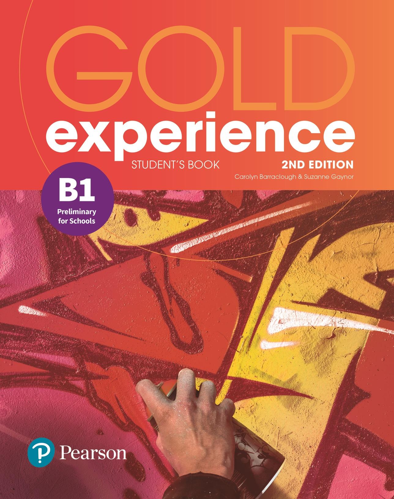 Gold Experience 2nd Edition B1. Podręcznik