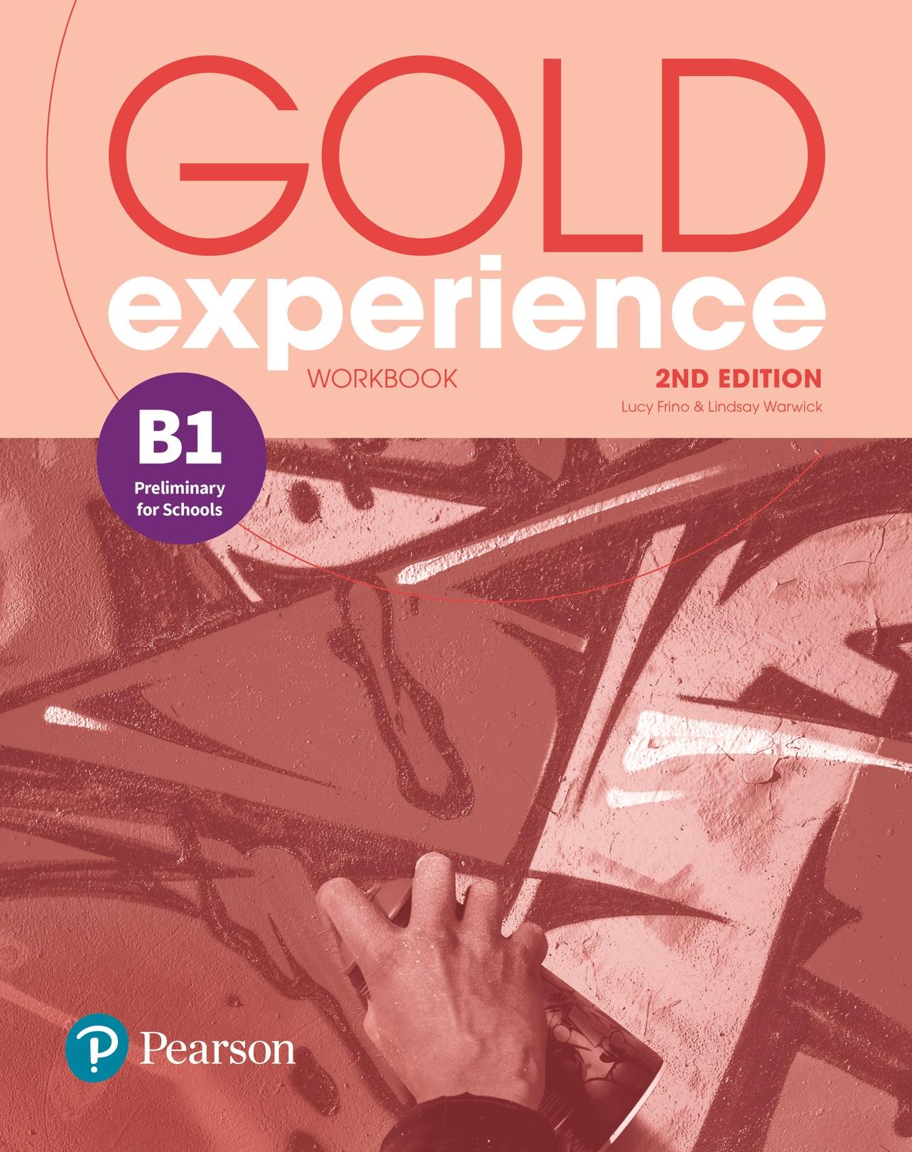 Gold Experience 2nd Edition B1. Ćwiczenia
