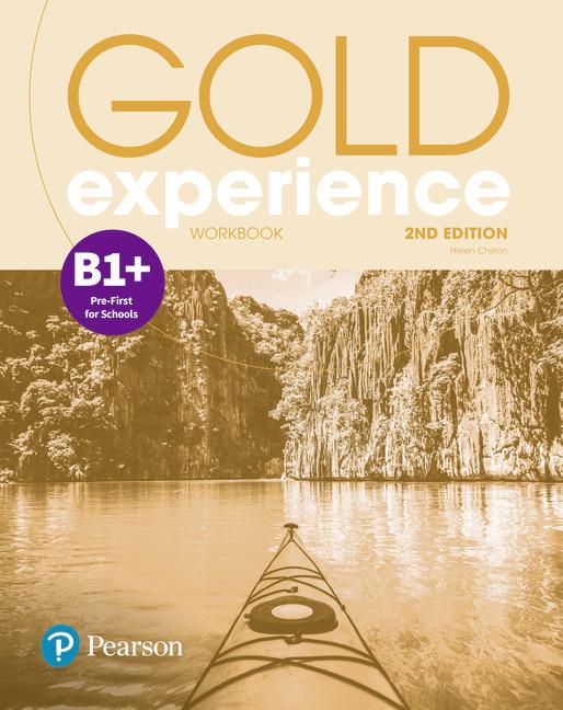 Gold Experience 2nd Edition B1+. Ćwiczenia