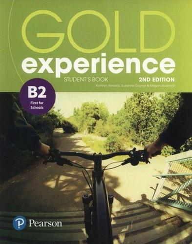 Gold Experience 2nd Edition B2. Podręcznik