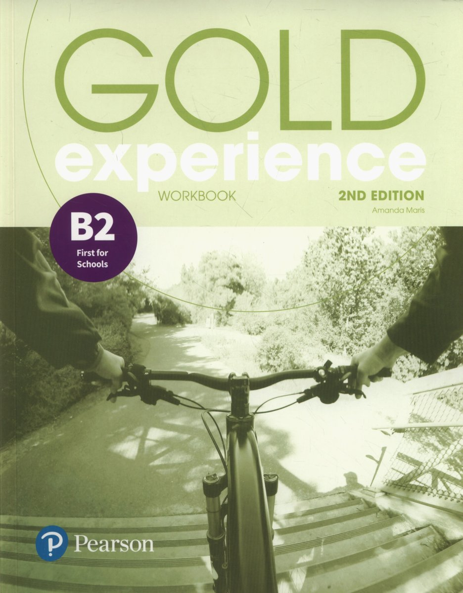 Gold Experience 2ed B2 WB