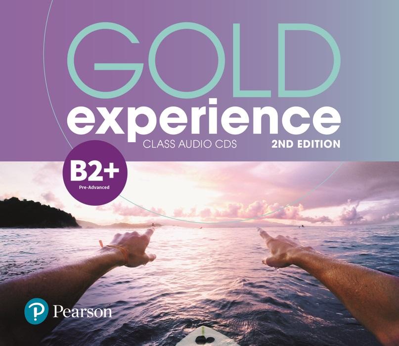 Gold Experience 2ed B2+ Class CD