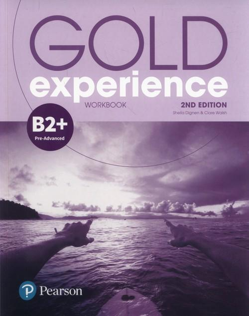 Gold Experience 2nd Edition B2+. Ćwiczenia