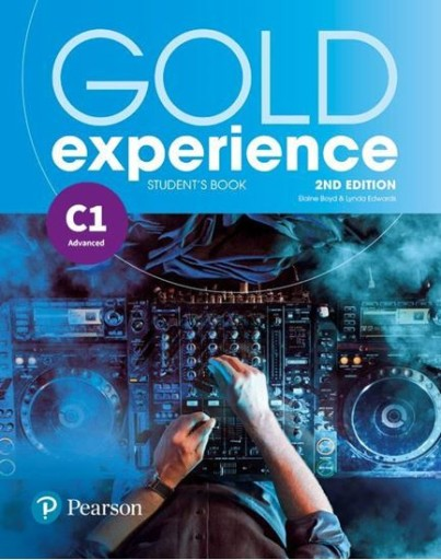Gold Experience 2nd Edition C1. Podręcznik