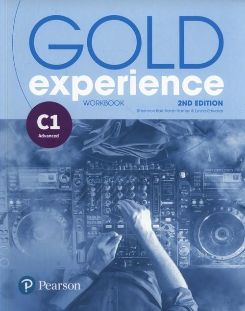 Gold Experience 2nd Edition C1. Ćwiczenia