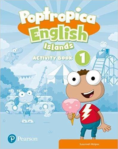 Poptropica English Islands 1. Ćwiczenia