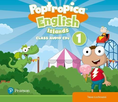 Poptropica English Islands 1 Class CD