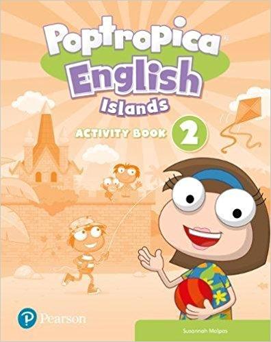 Poptropica English Islands 2. Ćwiczenia