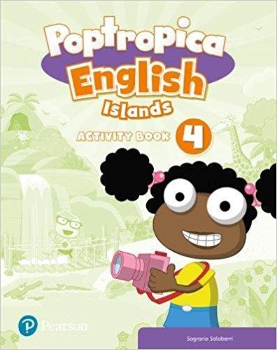 Poptropica English Islands 4. Ćwiczenia
