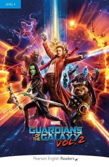 Marvel's Guardians of the Galaxy Volume 2 + MP3. Pearson English Readers