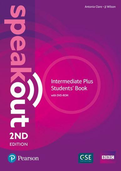 Speakout 2Ed Intermediate Plus. Podręcznik + DVD