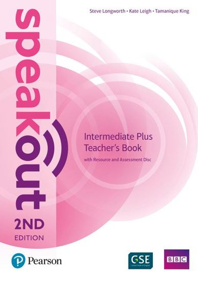 Speakout 2Ed Intermediate Plus. Książka Nauczyciela + Resource & Assessment Disc Pack