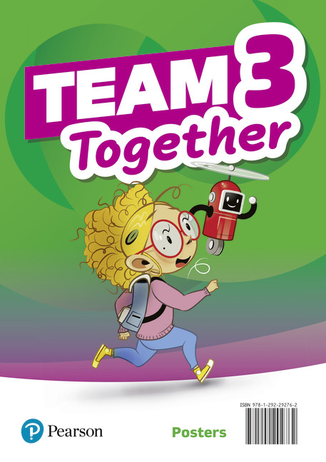 Team Together 3. Posters