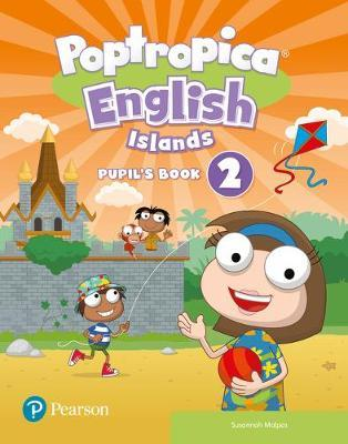 Poptropica English Islands 2. Pupil's Book + Online World Access Code