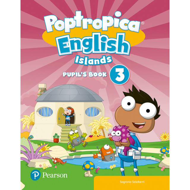 Poptropica English Islands 3. Pupil's Book + Online World Access Code