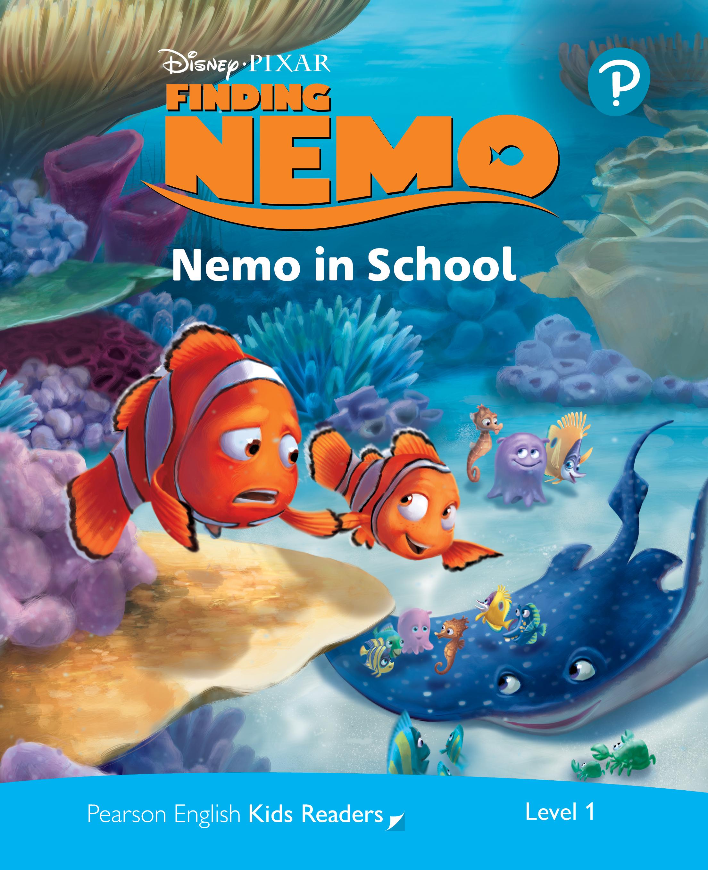 PEKR Nemo in School (1) DISNEY