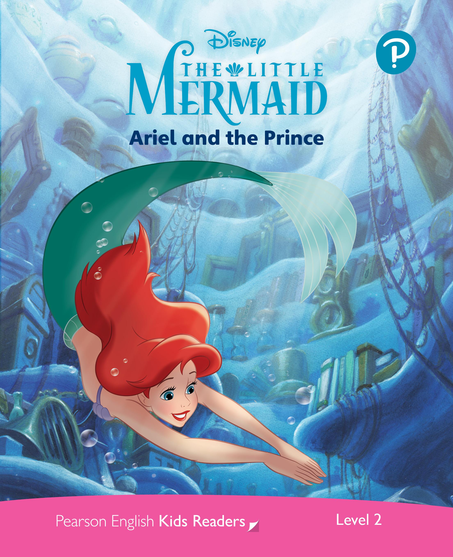 PEKR Ariel and the Prince (2) DISNEY