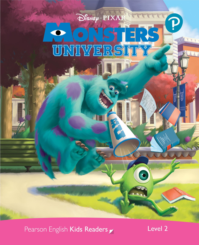 PEKR Monsters University (2) DISNEY