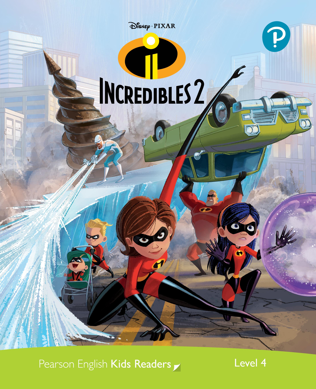PEKR The Incredibles 2 (4) DISNEY