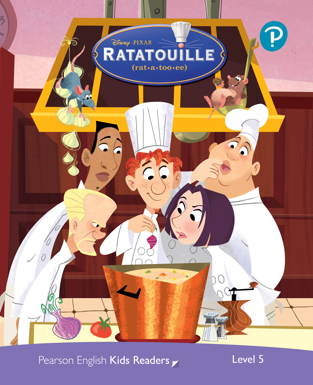 PEKR Ratatouille (5) DISNEY