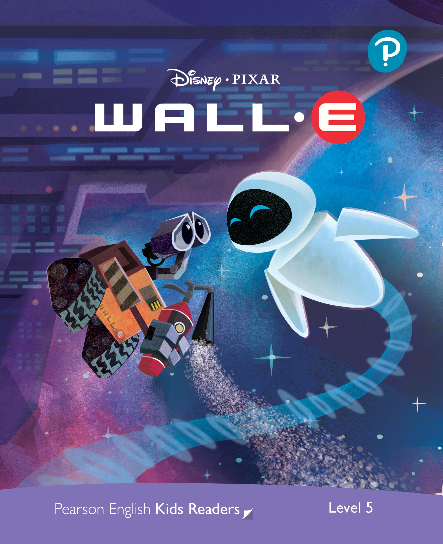 PEKR WALL-E (5) DISNEY