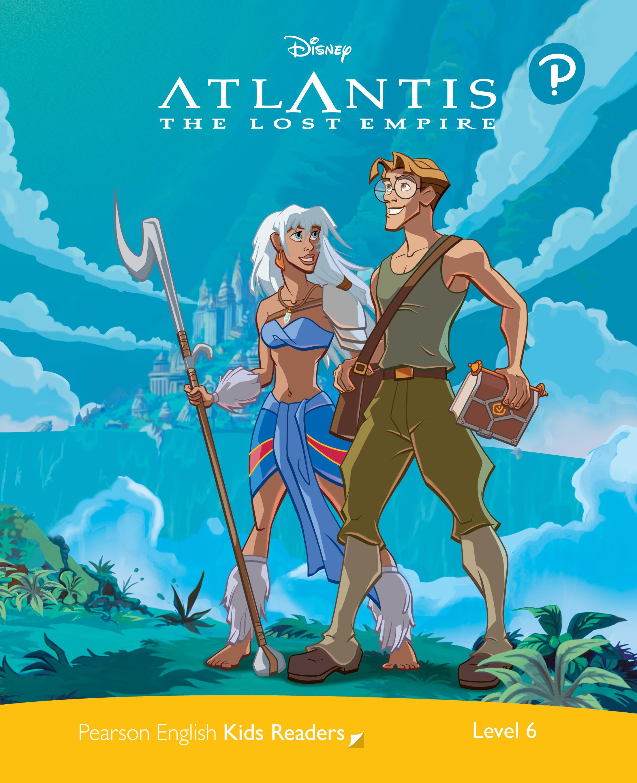 PEKR Atlantis: The Lost Empire (6) DISNEY