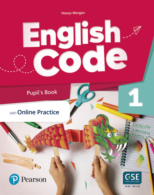 English Code 1. Pupil's Book with Online Access Code