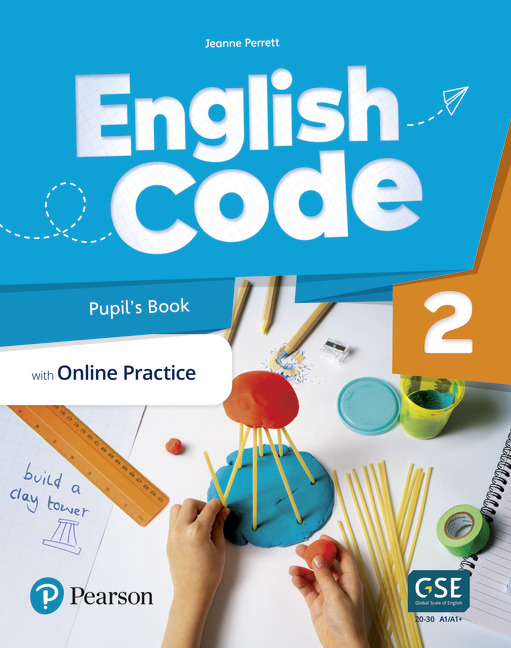English Code 2. Pupil's Book with Online Access Code