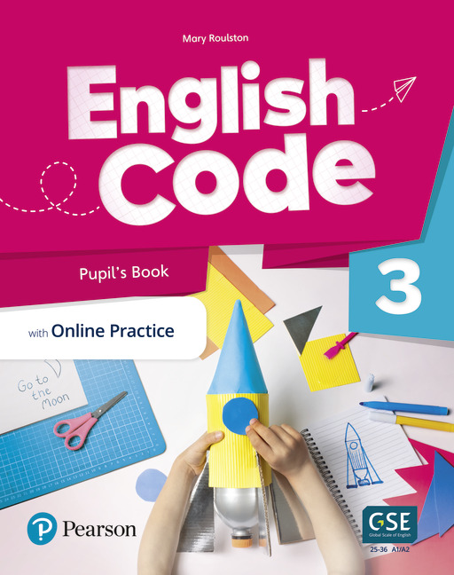 English Code 3. Pupil's Book with Online Access Code