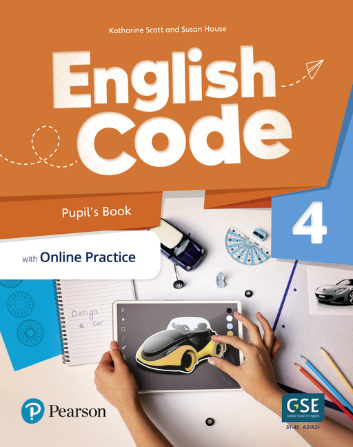 English Code 4. Pupil's Book with Online Access Code