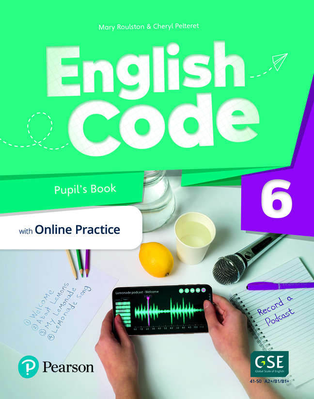 English Code 6. Pupil's Book with Online Access Code