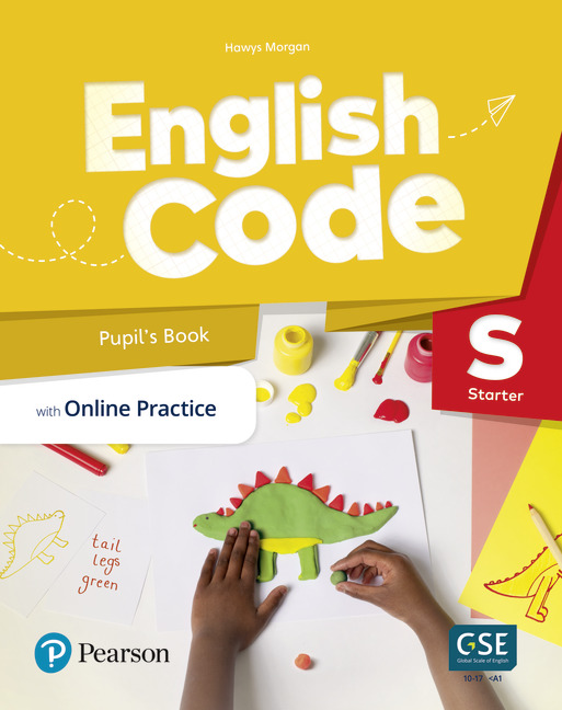 English Code Starter. Pupil's Book with Online Access Code